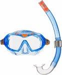 AQUA LUNG Combo Mix Schnorchelset Taucherbrillen S Normal