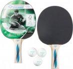 Donic-Schildkröt Set Ovtcharov 400 Tischtennis Set Tischtennisschläger Einheit