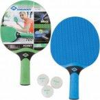Donic-Schildkröt TT 2er Set Outdoor Tischtennis Set Tischtennisschläger Einhei