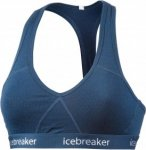 Icebreaker Sprite Merino Sport-BH Damen Sport-BHs S Normal