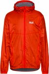 Jack Wolfskin Pack and Go JWP Breather Windbreaker Herren Kunstfaserjacken S Nor