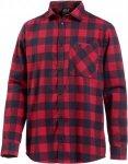 Jack Wolfskin Red River Funktionshemd Herren Hemden L Normal