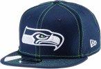 New Era 9Fifty Seattle Seahawks Cap Caps S/M Normal