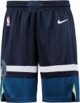 Nike MINNESOTA TIMBERWOLVES Shorts Herren Shorts L Normal