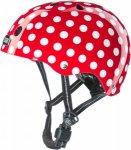 Nutcase Mini Dots Fahrradhelm Helme 2 Normal