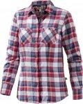 OCK Ladies Cotton Flanel shirt Langarmbluse Damen Blusen 46 Normal