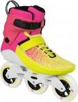 POWERSLIDE Swell Multicolor Flare 100 TRI Fitness Skates Fitness Skates 38 Norma