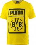 PUMA Borussia Dortmund T-Shirt Herren T-Shirts M Normal