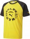 PUMA Gold's Gym Funktionsshirt Herren Funktionsshirts S Normal
