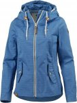 Ragwear MONADE STRIPES Kapuzenjacke Damen Jacken S Normal