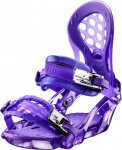 Ride Snowboards KS PURPLE Snowboardbindung Damen Snowboardbindungen M Normal