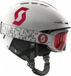 SCOTT Set Apic JR + Jr Witty Skihelm Kinder Helme M Normal