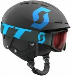 SCOTT Set Apic JR + Jr Witty Skihelm Kinder Helme S Normal