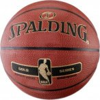 Spalding NBA GOLD Basketball Basketbälle 7 Normal