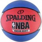 Spalding NBA Highlight Basketball Basketbälle 7 Normal