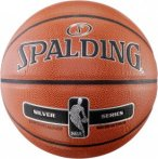 Spalding NBA SILVER Basketball Basketbälle 7 Normal