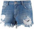 Superdry Jeansshorts Damen Jeans 32 Normal