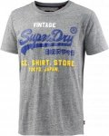 Superdry Printshirt Herren T-Shirts L Normal