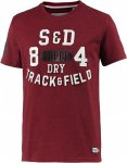 Superdry T-Shirt Herren T-Shirts S Normal