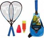 Talbot-Torro Speed Badmintonset 6600 Badmintonschläger Badmintonschläger Einhe