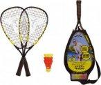 Talbot-Torro Speed Badmintonset 4400 Badmintonschläger Badmintonschläger Einhe