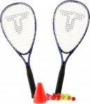 Talbot-Torro Speed Badmintonset 6000 Badminton Set Badmintonschläger Einheitsgr