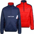Tommy Hilfiger Windbreaker Herren Kunstfaserjacken L Normal