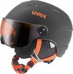 Uvex junior visor pro Skihelm Kinder Helme 52-54 Normal