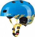 Uvex kid 3 Fahrradhelm Kinder Helme 55-58 Normal