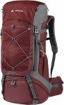 VAUDE Khumbu III 55+10 Trekkingrucksack Damen Wanderrucksäcke Einheitsgröße N