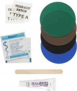Therm-A-Rest Permanent Home Repair Kit Reparaturset Ausrüstung Einheitsgröße Normal