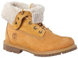 TIMBERLAND Authentics Teddy Winterschuhe Damen Wanderschuhe 41 1/2 Normal
