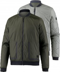 Under Armour Sportstyle Reactor Bomberjacke Herren Bomberjacken L Normal