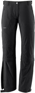VAUDE Farley Stretch T-Zip Softshellhose Damen Wanderhosen 44 Normal