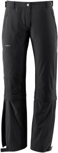 VAUDE Farley Stretch T-Zip Softshellhose Damen Wanderhosen 36 / lang Normal