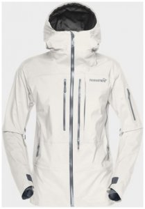 Norrona Lofoten Gore-Tex Pro Jacket (W) snowdrop weiß Gr. XS