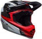 Bell Full-9 Fullface MTB Helm black/hibiscus
