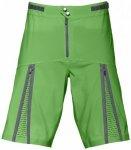 Norrona Fjora super light weight Shorts green mamba L, grün