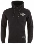 Peak Performance Sweatshirt Jacke mit RV - black M