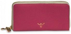 Chiemsee Chiemsee Golden Jumper Geldbörse Leder 18 cm pink