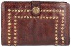 Campomaggi Geldbörse Leder 10 cm moro