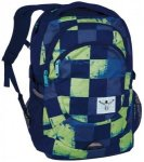 Chiemsee Harvard Rucksack 49 cm Laptopfach swirl checks
