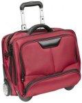 Dermata Business-Trolley 43 cm Laptopfach rot