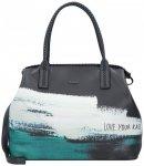 Desigual Bols Love Kaos Holbox Shopper Tasche 37 cm