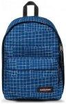 Eastpak Authentic Collection X Out of Office Rucksack 44 cm Laptopfach blue danc