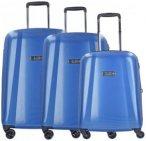 Epic GTO EX 4-Rollen Trolley Kofferset 3tlg. cobaltBLUE, Gr. XL (71-80 cm)