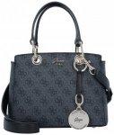 Guess Jacqui Mini Bag Handtasche 23 cm coal