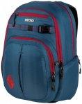 NITRO Daypack Chase Rucksack 51 cm Laptopfach blue steel