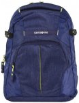 Samsonite Rewind Rucksack 44 cm Laptopfach dark blue