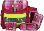 Scout Basic Buddy Schulranzen-Set 5-tlg. Summer Flower